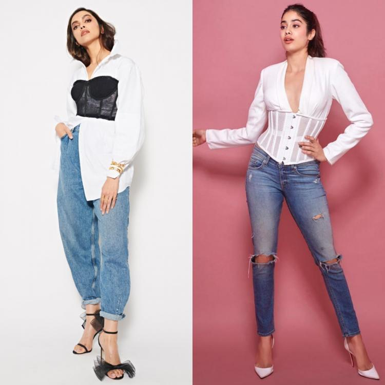 Deepika Padukone to Janhvi Kapoor: A celeb approved guide to wear corsets this season