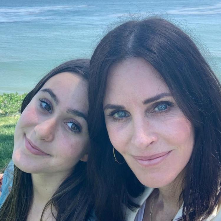 Courtney Cox,Hollywood,Coco Arquette