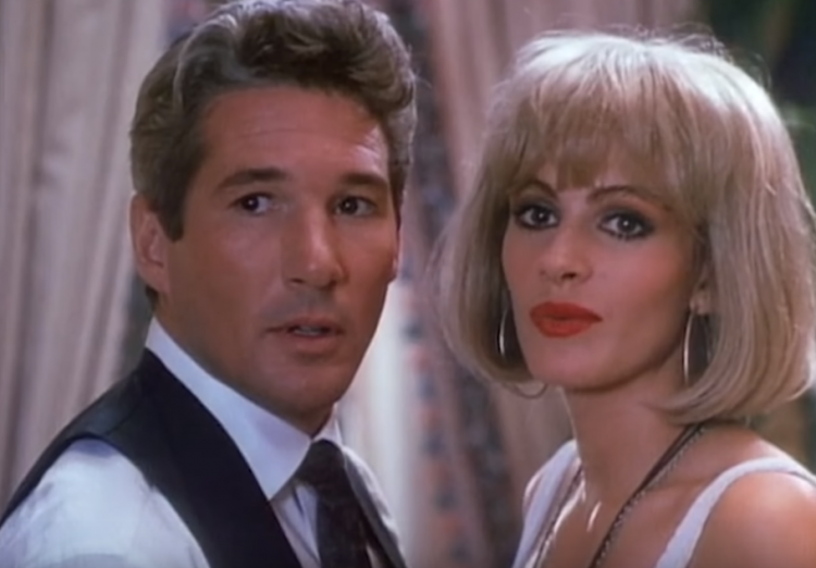 Julia Roberts,Pretty Woman,Richard Gere,Hollywood