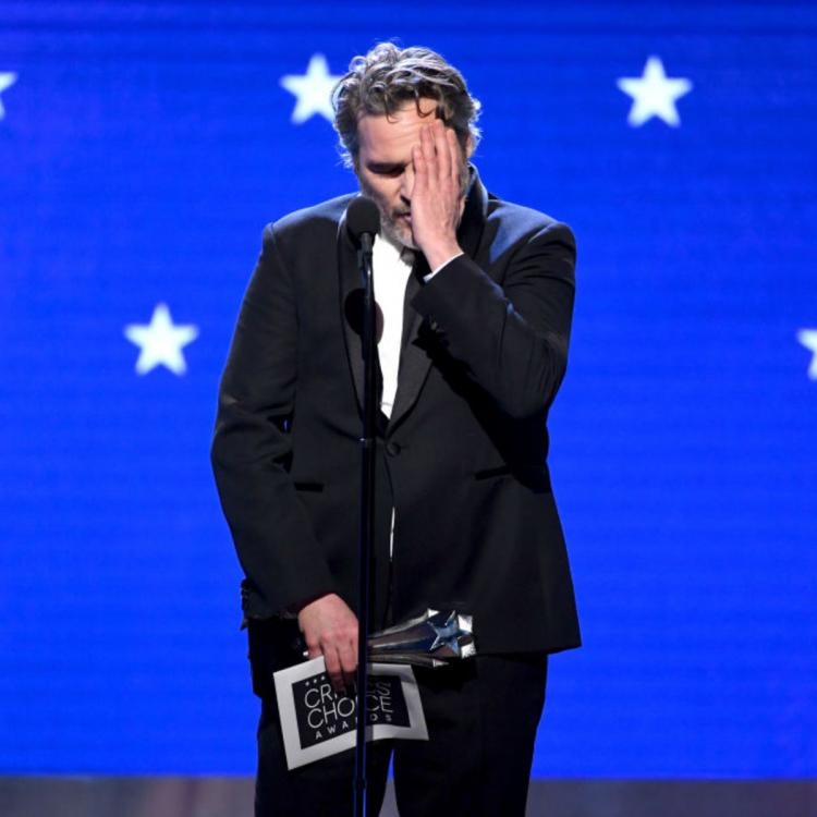 Critics' Choice Awards 2020: Joaquin Phoenix tears up thanking his mother in his Best Actor acceptance speech