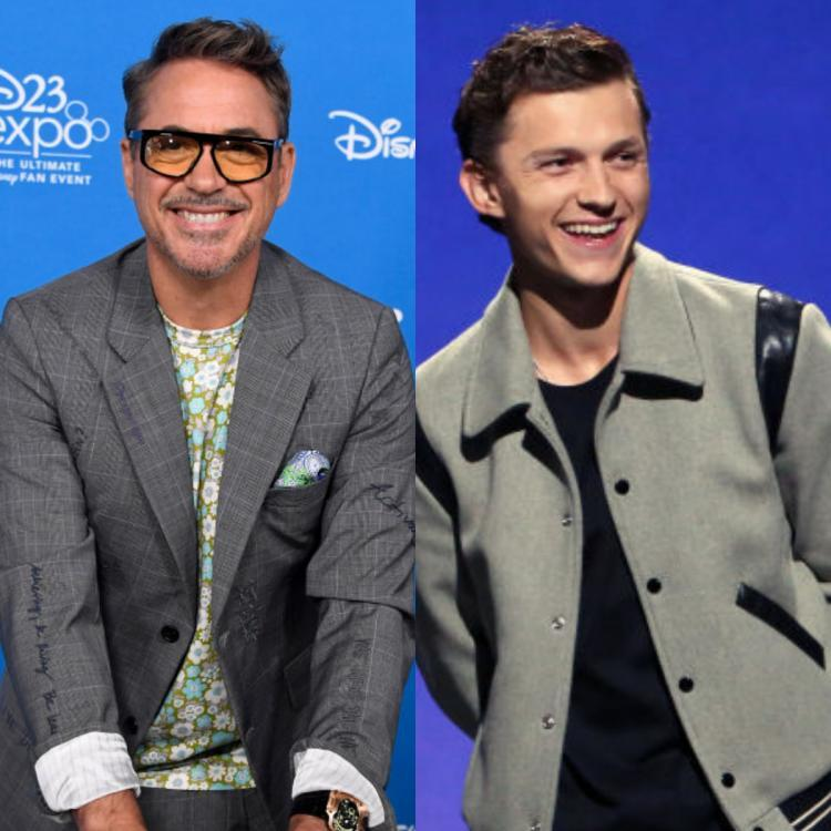 Stephen Gaghan reveals the reason behind Robert Downey Jr. and Tom Holland's reunion in Dolittle