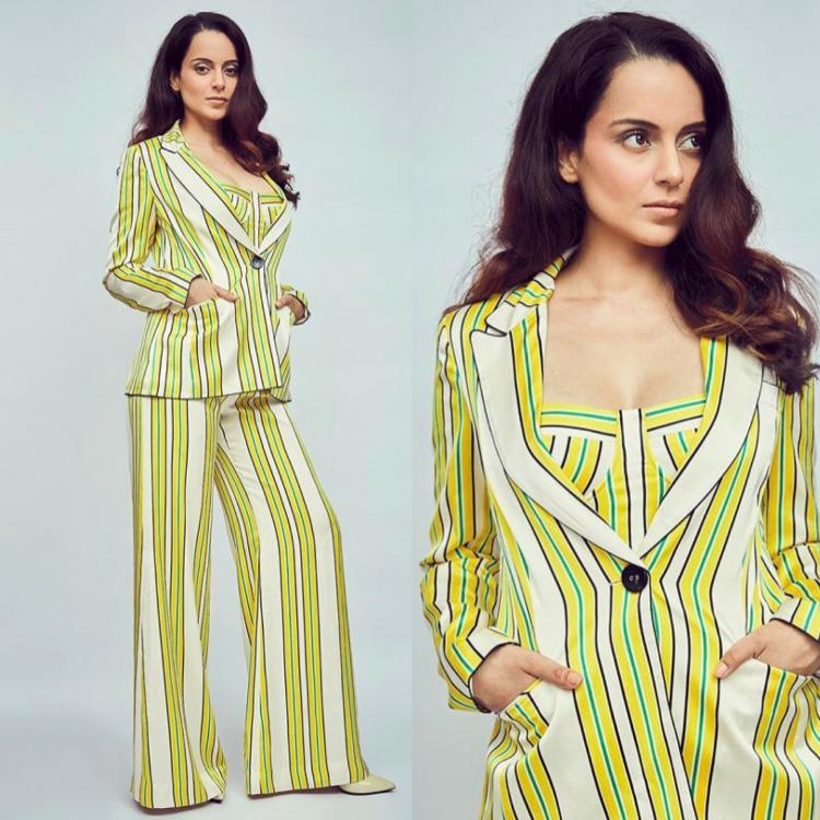 Kangana Ranaut for an event wearing Alexis; Yay or Nay?