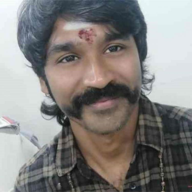 Dhanush's D40: Here's an exciting detail about the film's first look