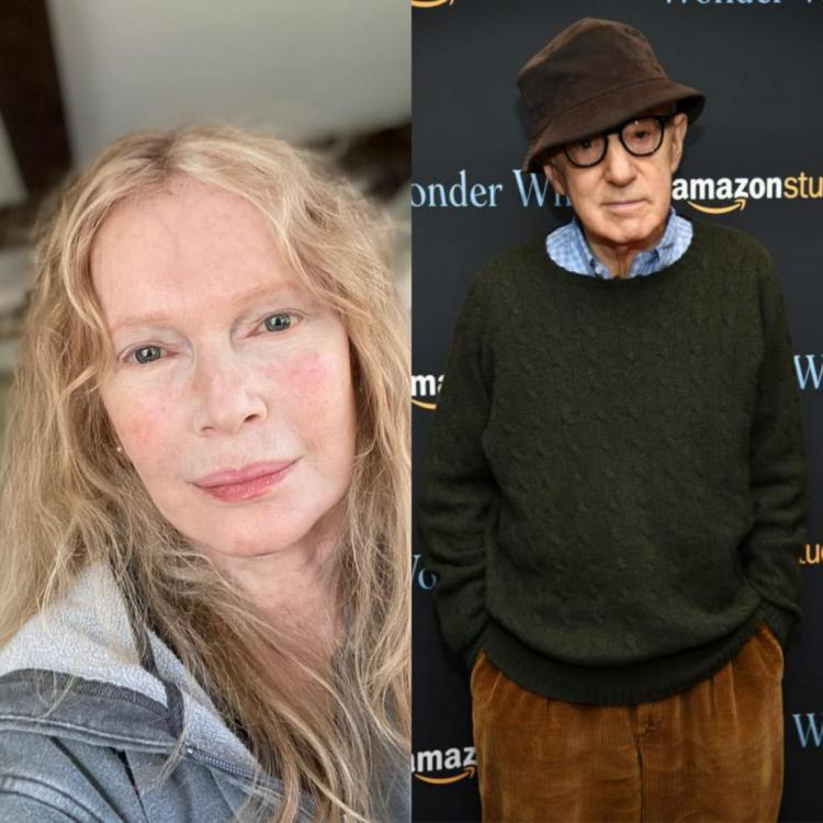 Woody Allen attacks his former partner Mia Farrow accusing her of trying to destroy his career