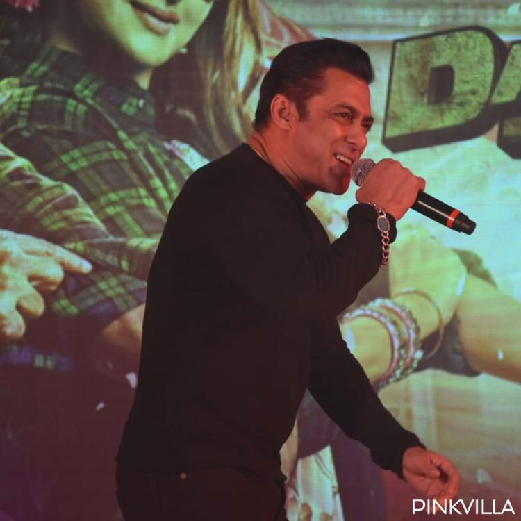 Salman Khan on Hud Hud Dabangg controversy: There's nothing controversial about it