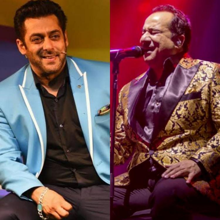 Dabangg 3: Salman Khan replaces Rahat Fateh Ali Khan with another singer for the new track Naina? Find out
