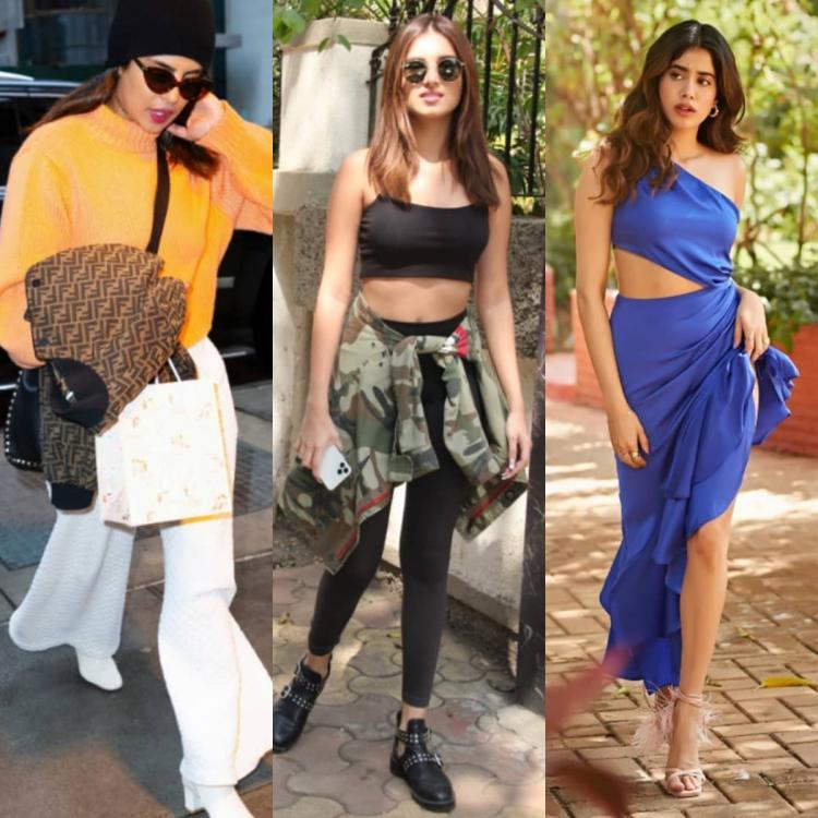 Priyanka Chopra to Tara Sutaria & Janhvi Kapoor; THESE looks from yesterday will steal your heart