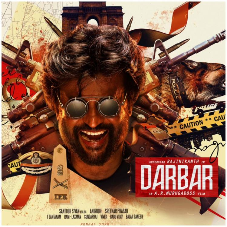 Darbar: HUGE scoop about Rajinikanth's cop role opposite Nayanthara REVEALED
