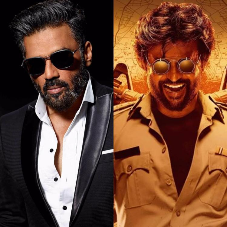 EXCLUSIVE: Suniel Shetty to shoot for an action sequence for Rajinikanth & Nayanthara starrer Darbar TOMORROW