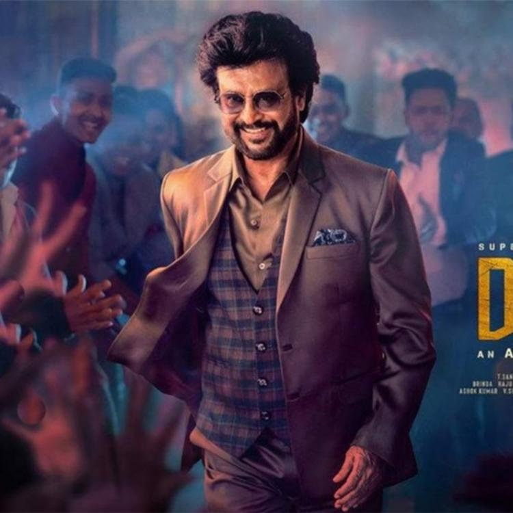 Pirated version of Rajinikanth's Darbar aired on local TV channel; Makers lodge complaint