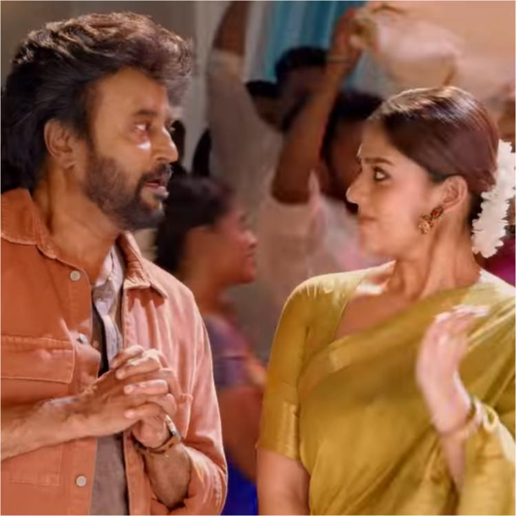 Darbar Dumm Dumm Video Song: Rajinikanth and Nayanthara's style and chemistry is UNMISSABLE