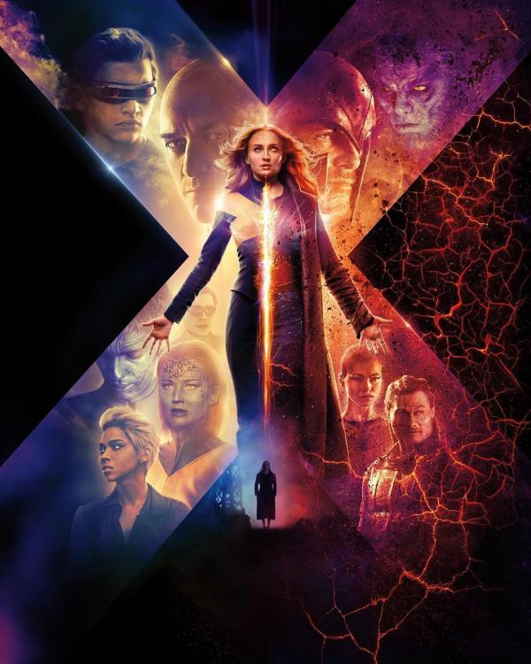 News,Sophie Turner,Dark Phoenix