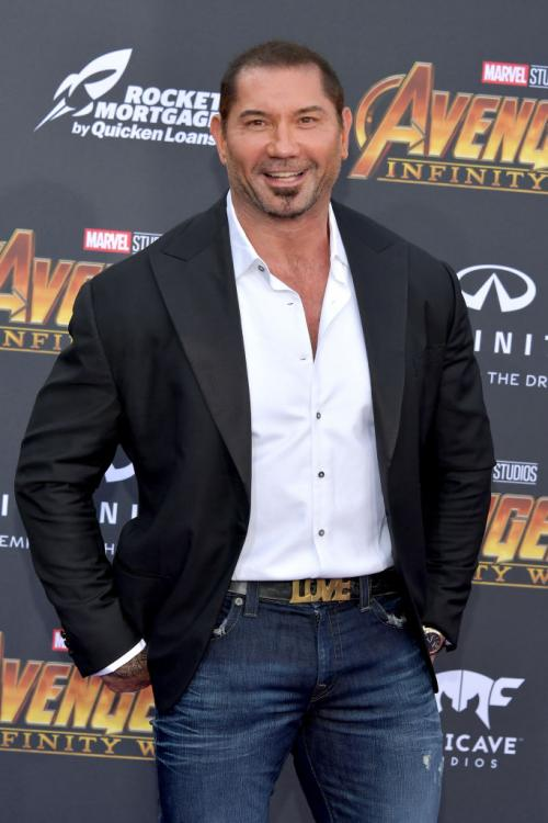 Dave Bautista had to meet the Russo Brothers after unintentionally revealing Avengers: Endgame spoilers.