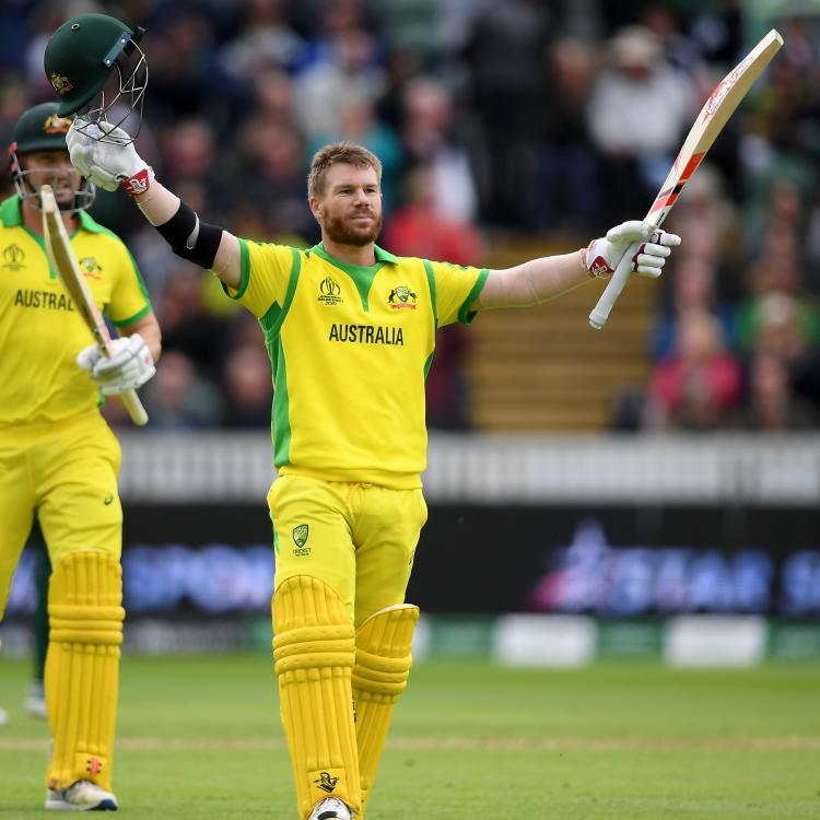 ICC World Cup 2019 : Ponting believes David Warner can end up becoming the leading run-getter