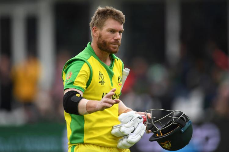 ICC World Cup 2019: This century means a lot, says David Warner; credits wife for the motivation