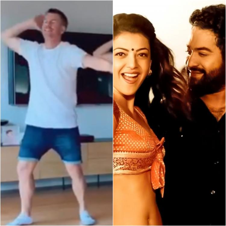 Jr NTR Birthday: David Warner grooves to Pakka Local and it will make you want to wear your dancing shoes