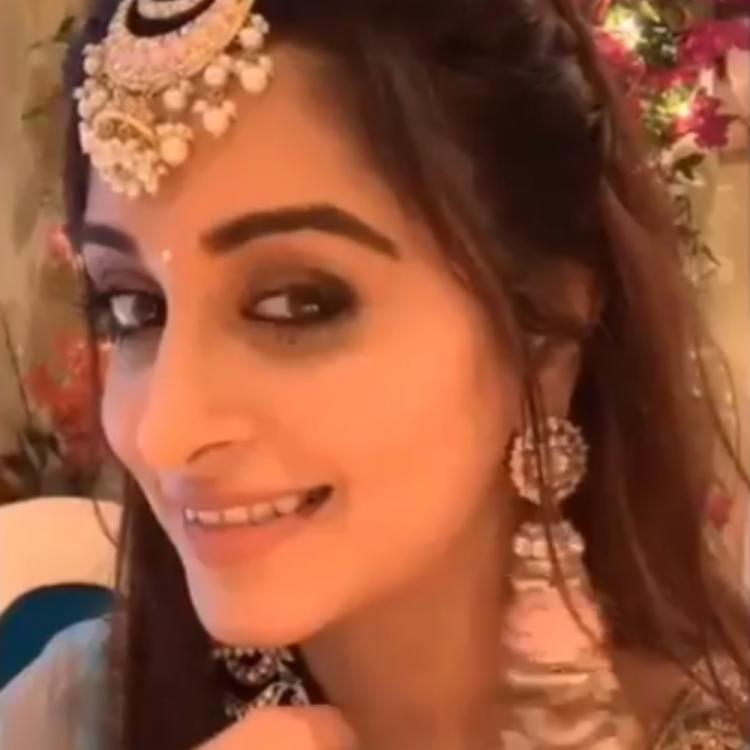 Kahaan Hum Kahaan Tum's Dipika Kakar is at her quirky best in THIS boomerang video; Check it out