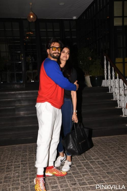 Deepika Padukone can't stop gushing over Ranveer Singh's latest look at Berlinale 2019; says it her favourite