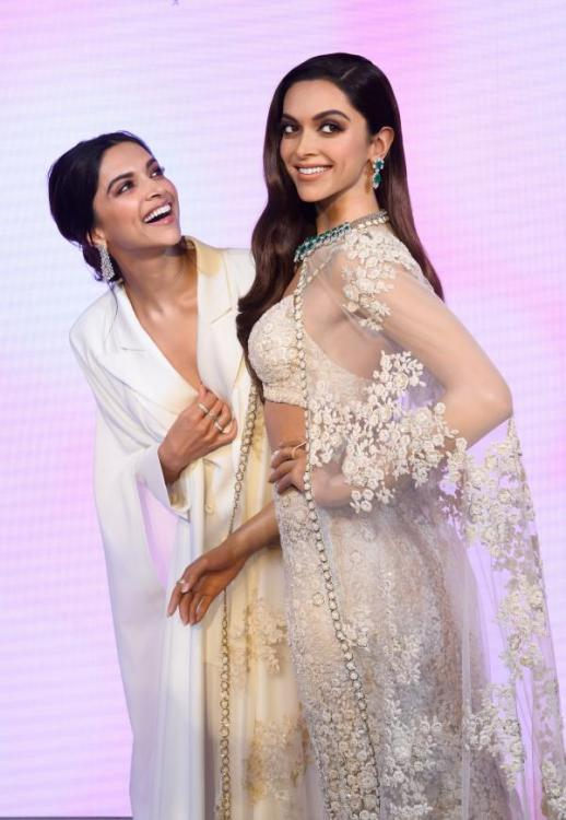 Deepika Padukone on her wax statue: The voice inside me said that I would like it to be a Statue of Purpose
