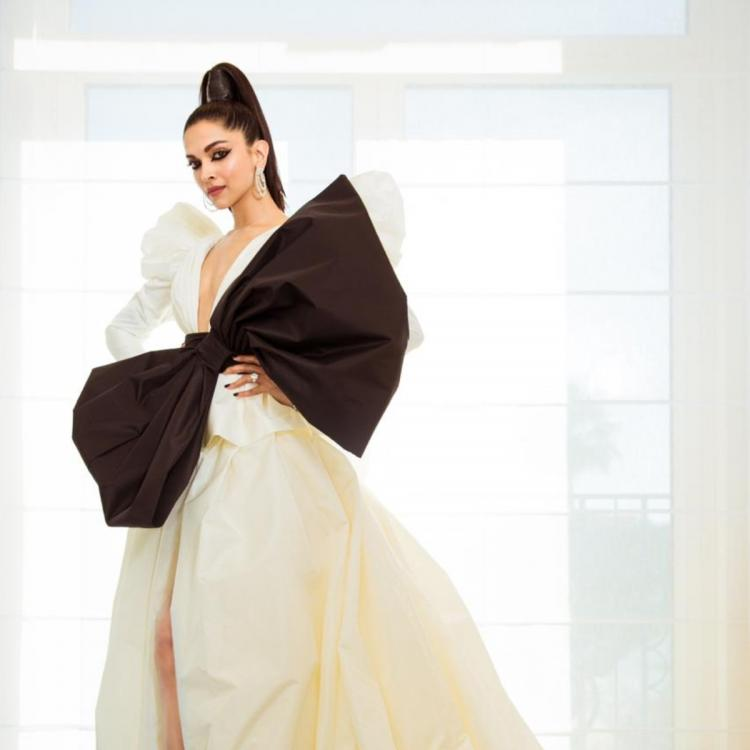 Cannes 2019: Deepika Padukone is a monochromatic princess ready to slay the red carpet