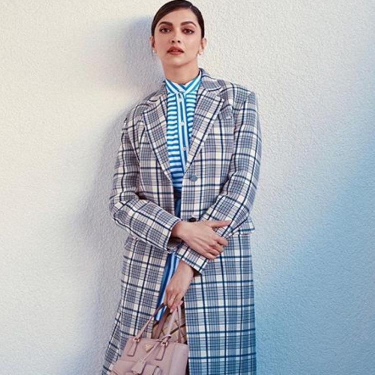 Deepika Padukone shells out 'school girl vibes' in a ...