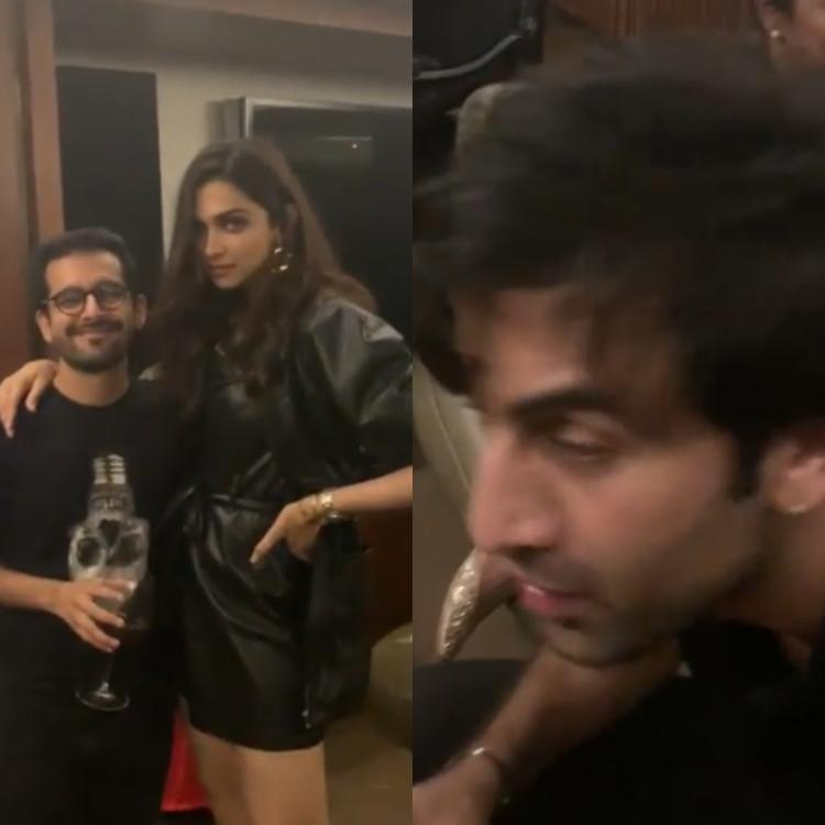 Deepika Padukone and Ranbir Kapoor fans miss Ranveer Singh, Alia Bhatt in Karan Johar's party video