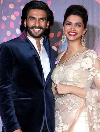 Discussion,Deepika Padukone,Ranveer Singh