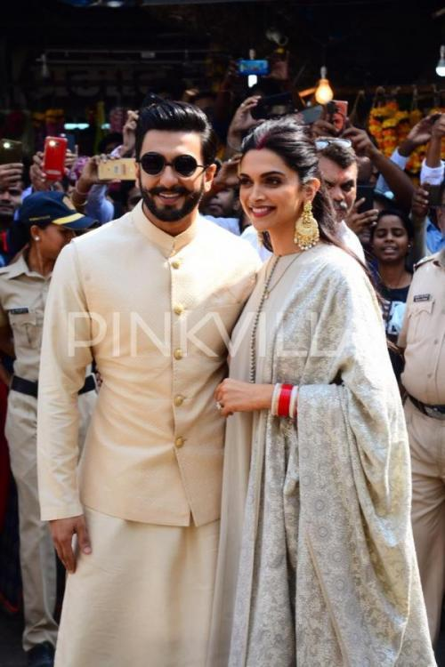 Ranveer Singh has THIS amazing message for wifey Deepika Padukone after seeing her ad with Ranbir Kapoor