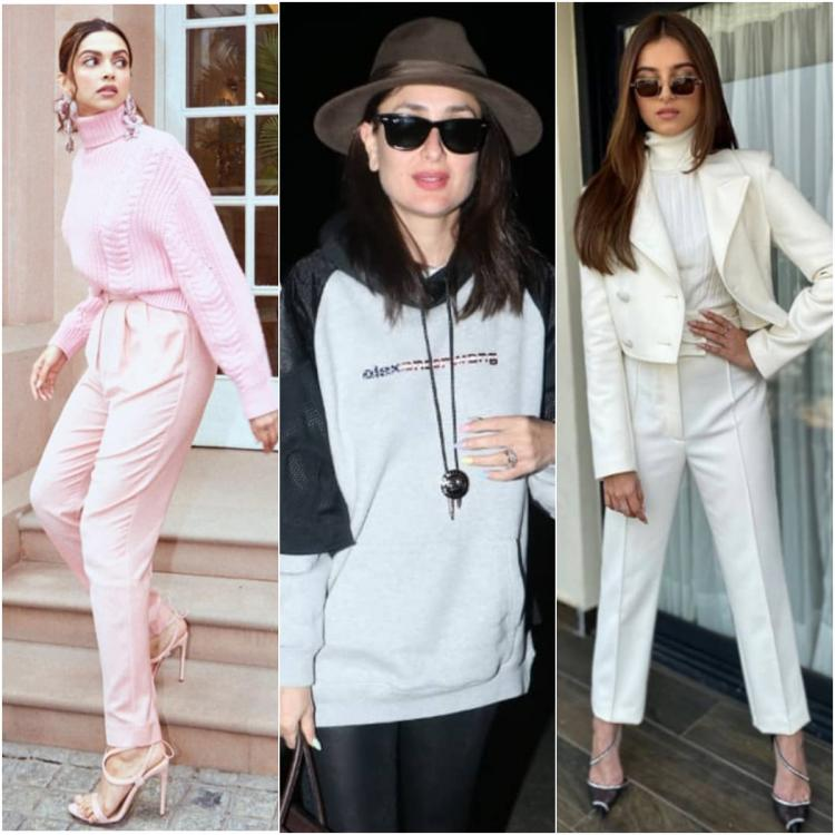 From Deepika Padukone to Kareena Kapoor Khan, check out the ULTIMATE lazy girl's guide to rock winter fashion