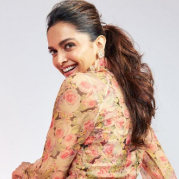 Deepika Padukone lights up in a floral dress and we are convinced flowers can never be enough; view PICS