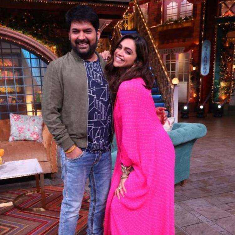 Deepika Padukone reveals Kapil Sharma showed her his baby ...