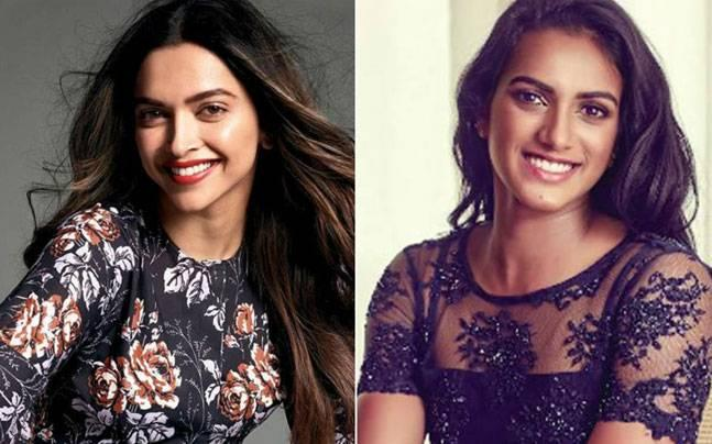 Deepika Padukone's reaction to badminton player P V Sindhu calling her 'talented and beautiful' is priceless