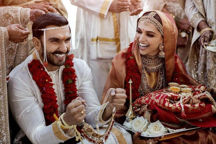 Deepika Padukone REVEALS why she and Ranveer Singh didn't live in together before marriage
