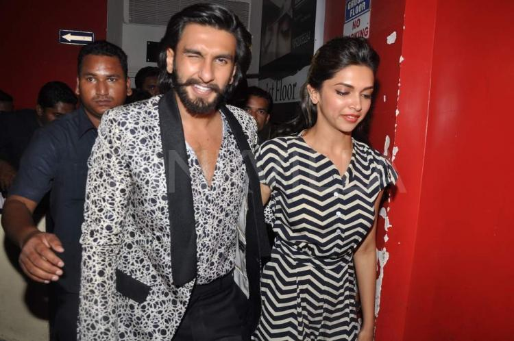 Deepika Padukone shares interesting fact about Ranveer Singh as she compares him to a cat