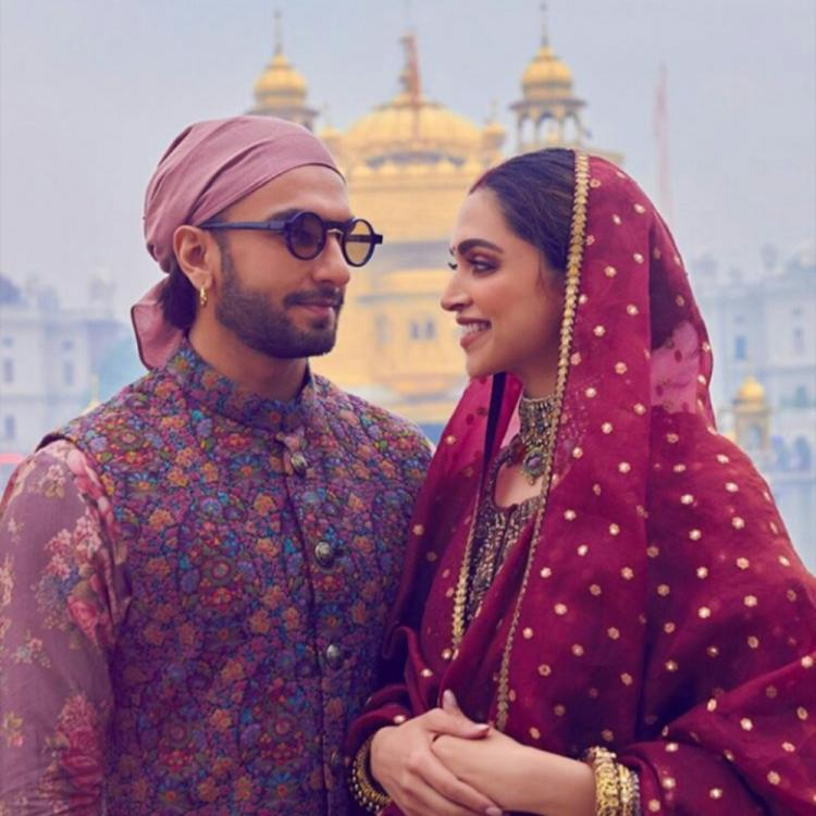 Deepika Padukone & Ranveer Singh's candid pics from Golden Temple visit are beyond mesmerising; Check it out