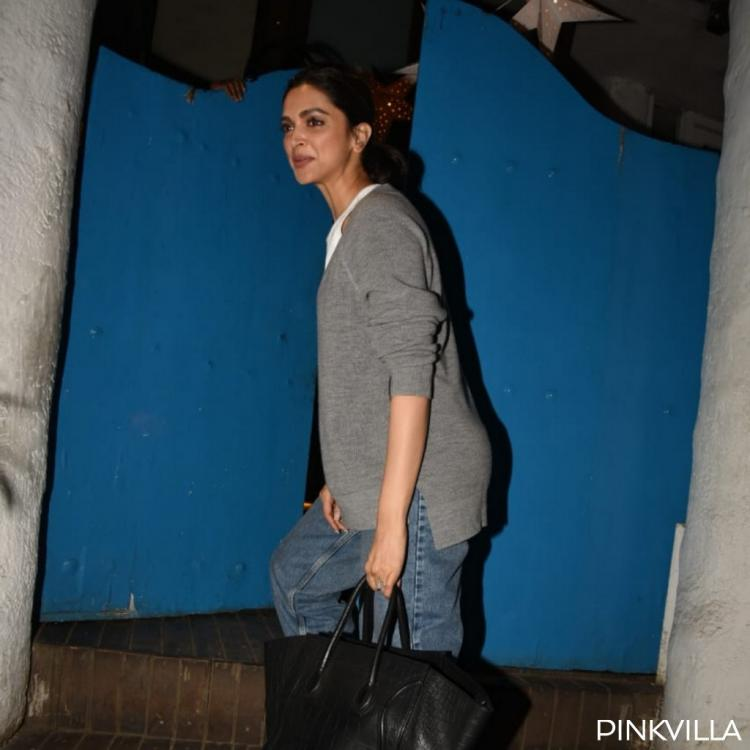 PHOTOS: Deepika Padukone plays it cool as she steps out in the city for a lazy Saturday evening