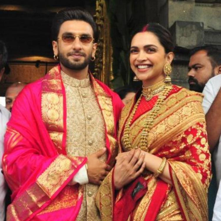 Happy Anniversary Deepika Padukone & Ranveer Singh: Alia Bhatt, Janhvi & others shower love on the couple