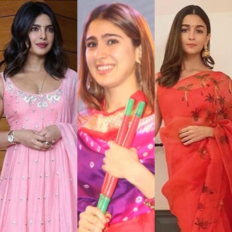 Priyanka Chopra to Sara Ali Khan: All the festive celeb looks from Navratri and Durga Puja 2019