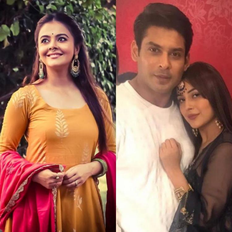 Devoleena Bhattacharjee TROLLED for remarks on Sidharth Shukla & Shehnaaz Gill's song; She gives a sassy reply