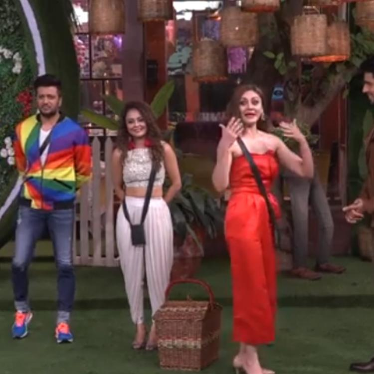 Bigg Boss Season 13 Gauahar Khan Slams Shefali Jariwala For