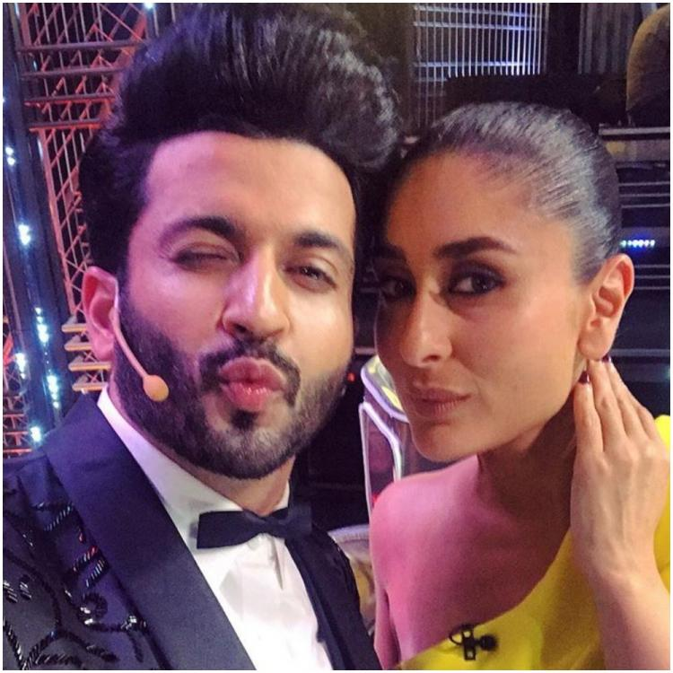 Kareena Kapoor Khan's Dance India Dance 7 host Dheeraj Dhoopar QUITS the show; Here's why
