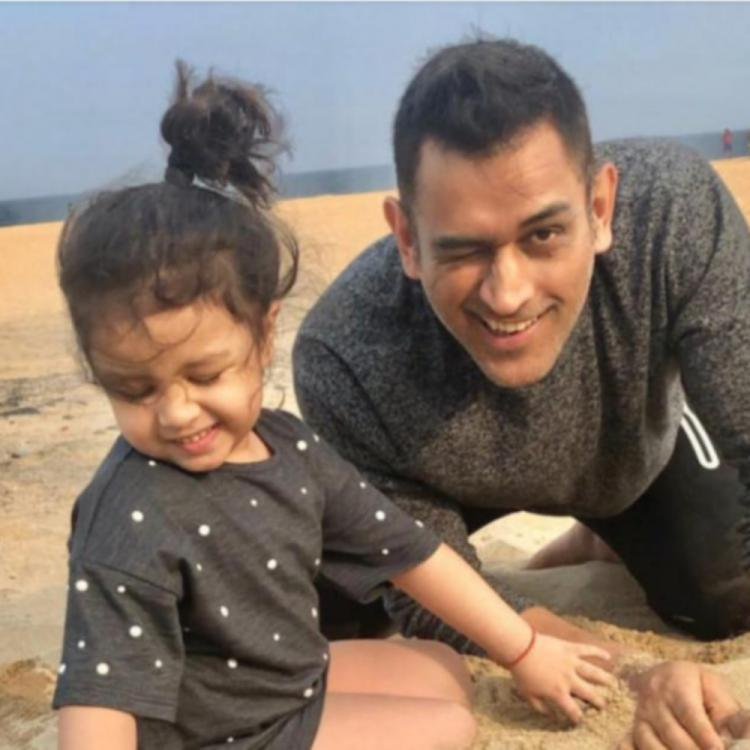 Mahendra Singh Dhoni's daughter Ziva Dhoni is too cute too handle in these videos; Check them out
