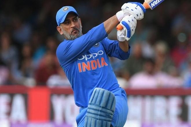 MS Dhoni's THIS gesture towards the Indian Flag during the India VS New Zealand match is going VIRAL
