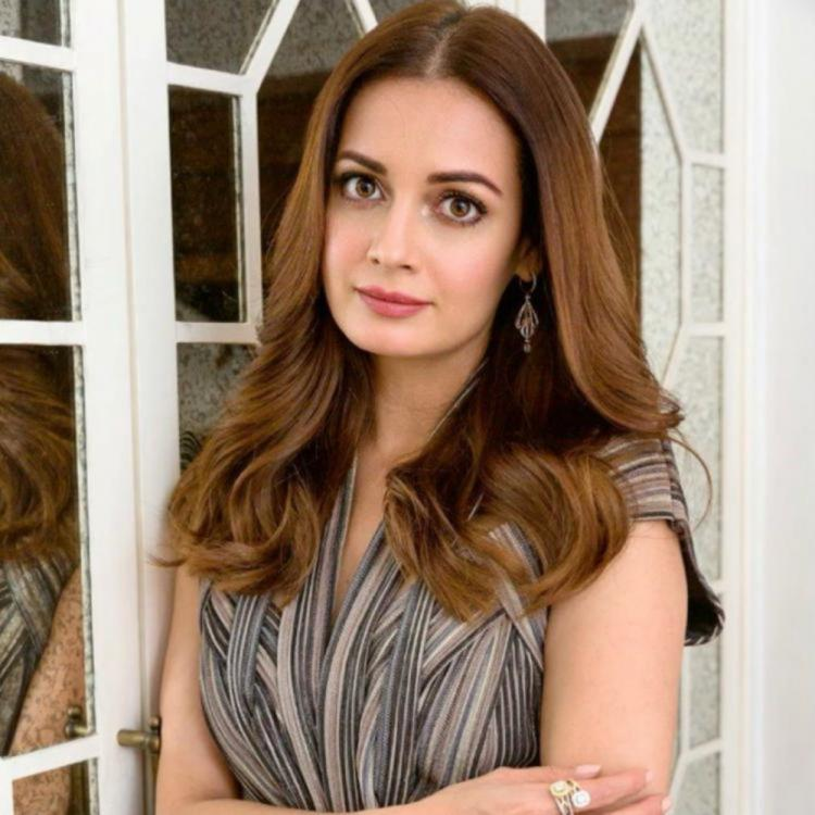 Dia Mirza urges people to take the 'Keep It Up' Challenge