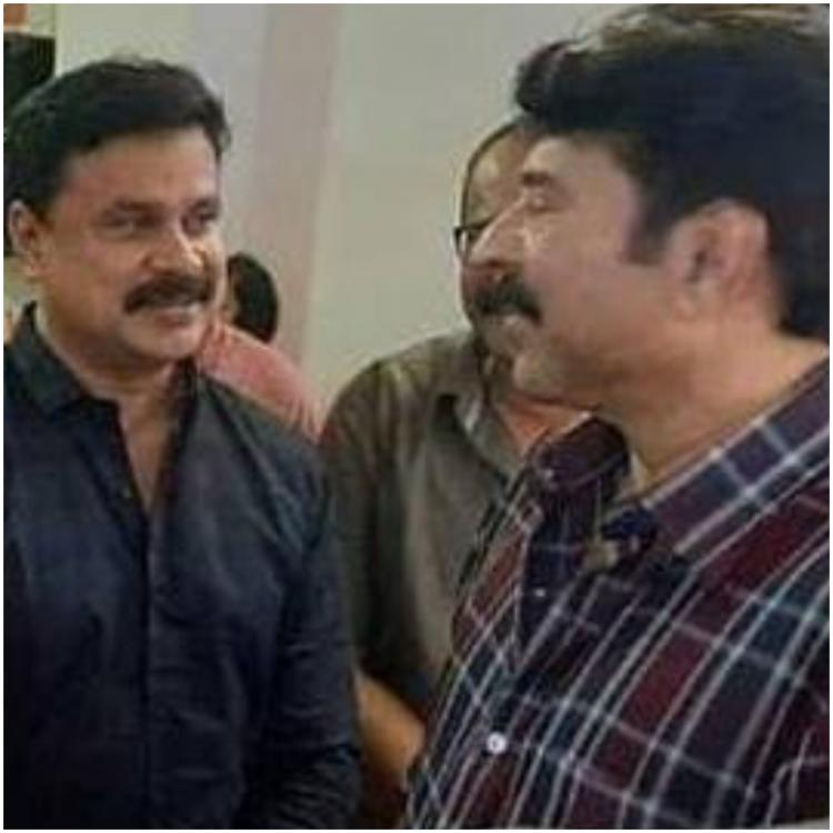 Dileep opens up on his friendship with Mammootty, calls him 'big brother'