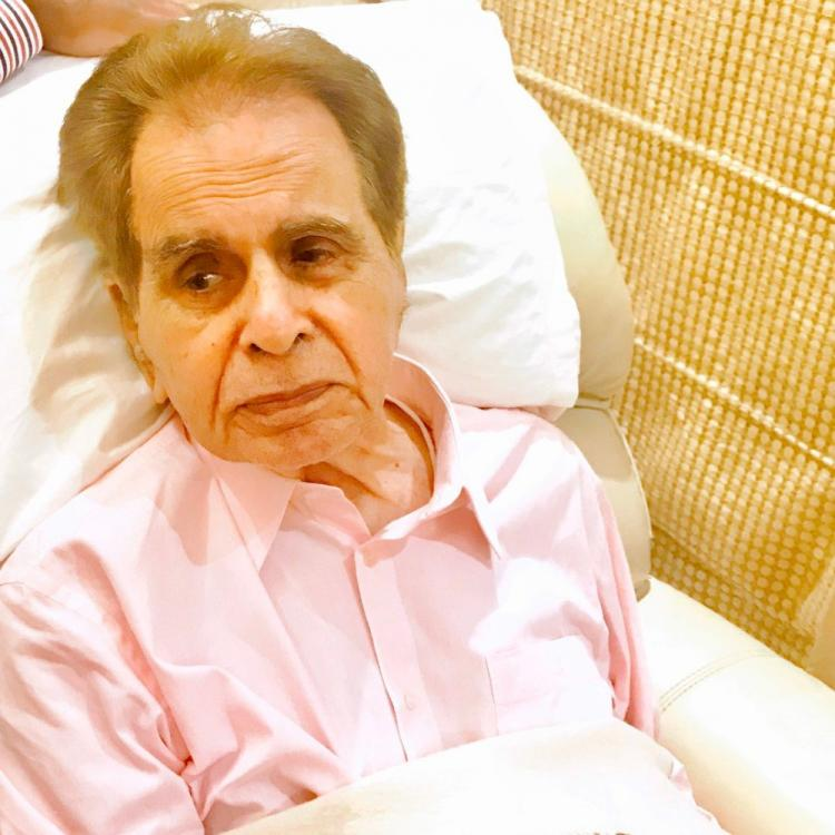 Veteran actor Dilip Kumar took to Twitter to urge the citizens of the country to stay indoors and obey the Coronavirus lockdown