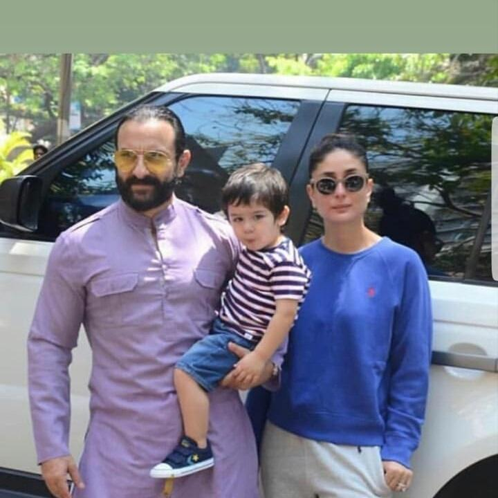 Diljit Dosanjh calls Taimur Ali Khan a superstar while Kareena Kapoor and Saif Ali Khan are the coolest couple