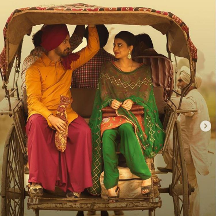 Jodi: Diljit Dosanjh and Nimrat Khaira wrap the first schedule of Amberdeep Singh directorial; See Post