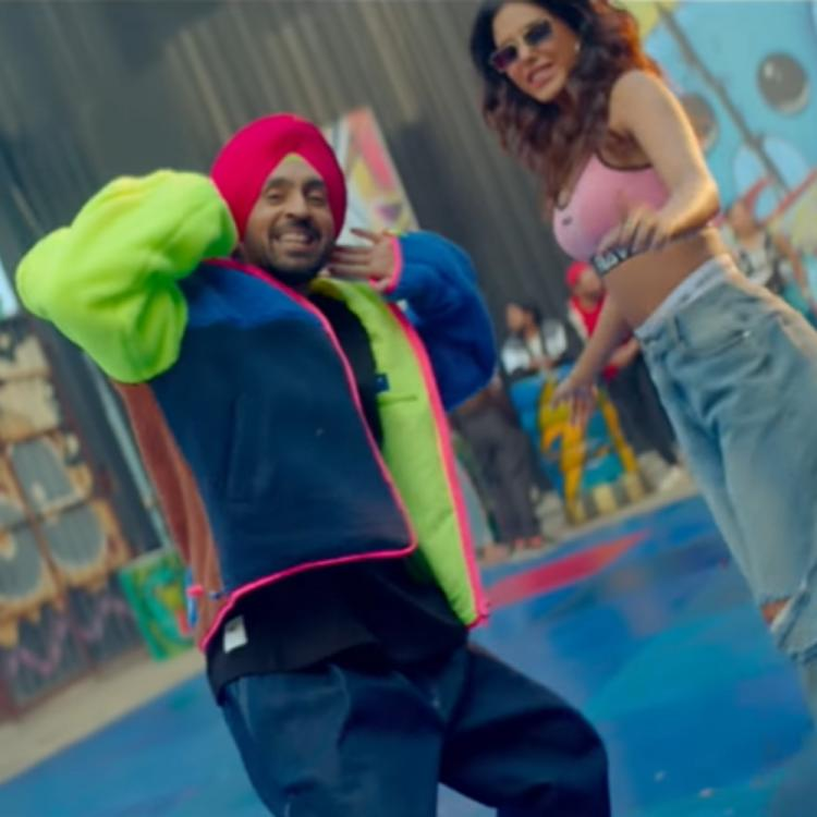 Diljit Dosanjh and Sonam Bajwa are here to make you groove to their new track Surma; Check it out