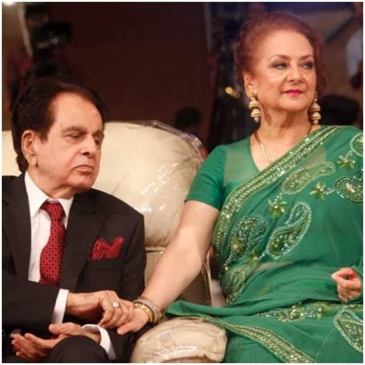 Dilip Kumar and Saira Banu file a defamation suit of Rs 200 crore against builder.